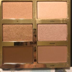 Tarteist Pro Glow Highlight and contour palette